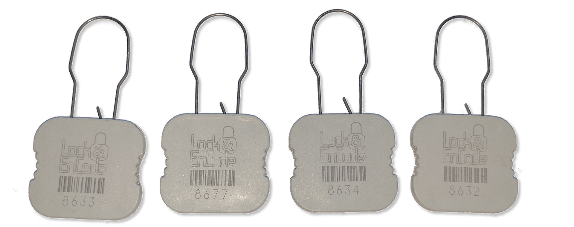 CYBRA's Lock & EnCode RFID seals secure shipments in transit.