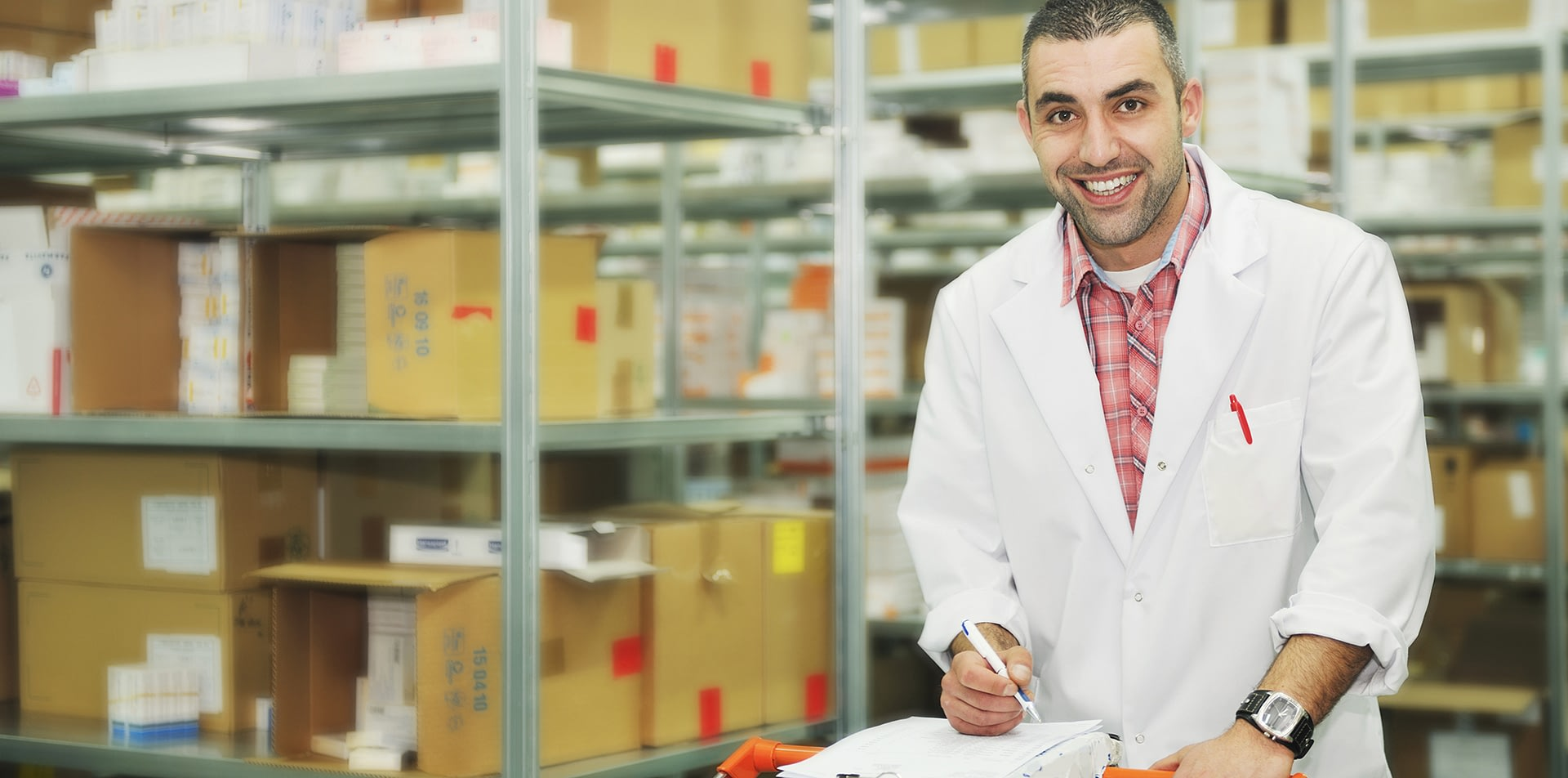 Elite Medical's asset tracking and inventory management efforts are improved with EdgeMagic.